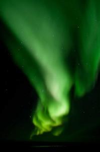 Aurora over Churchill, MB