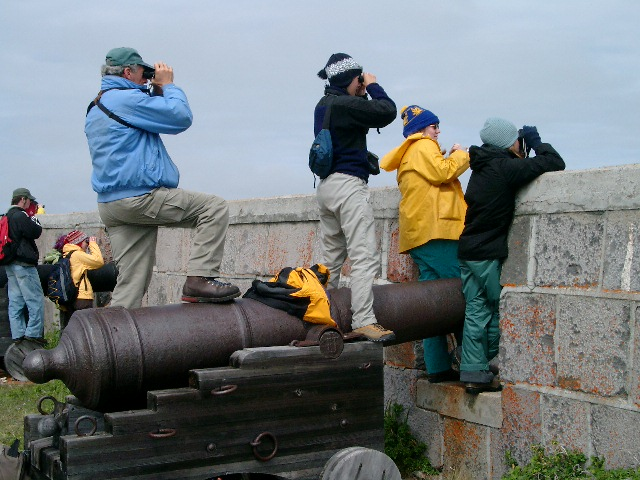 Fort Prince of Wales in Churchill, Manitoba