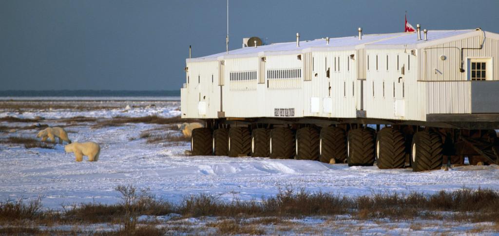 Tundra-Lodge Churchill, Manitoba