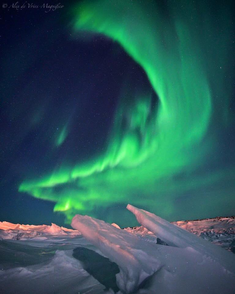 ADVM Ice and Lights