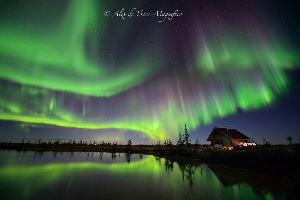 Northern lights Churchill