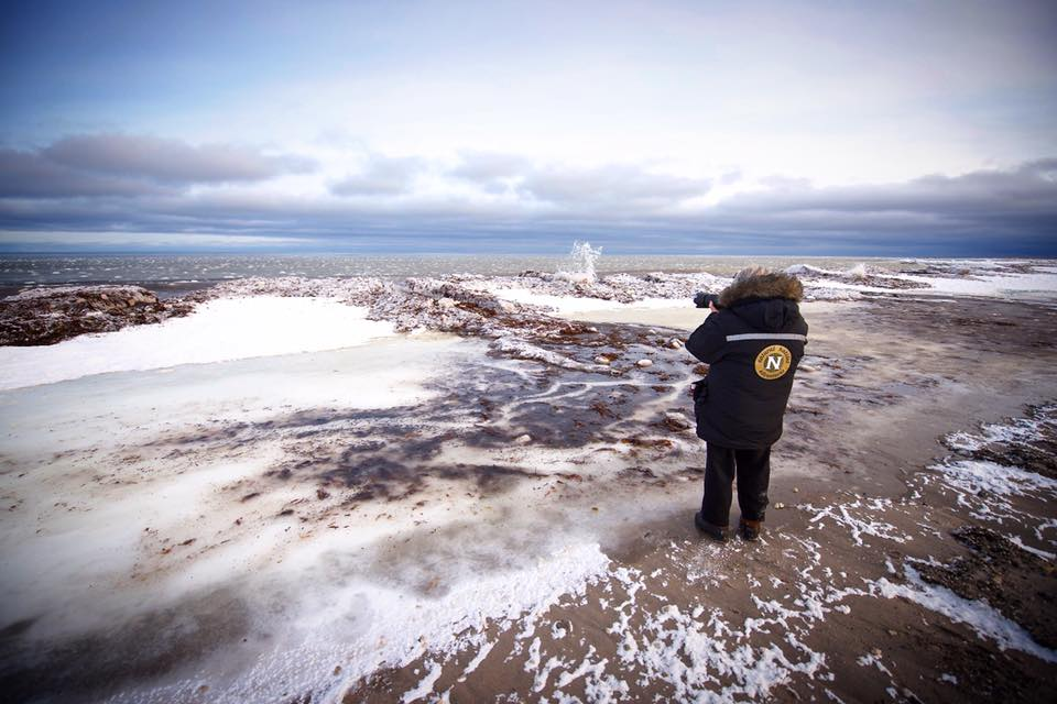 Hudson Bay churchill, Manitoba