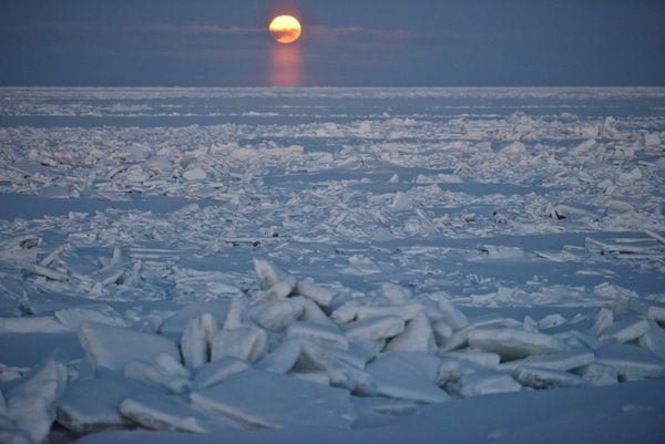 Arctic Ocean Alaska