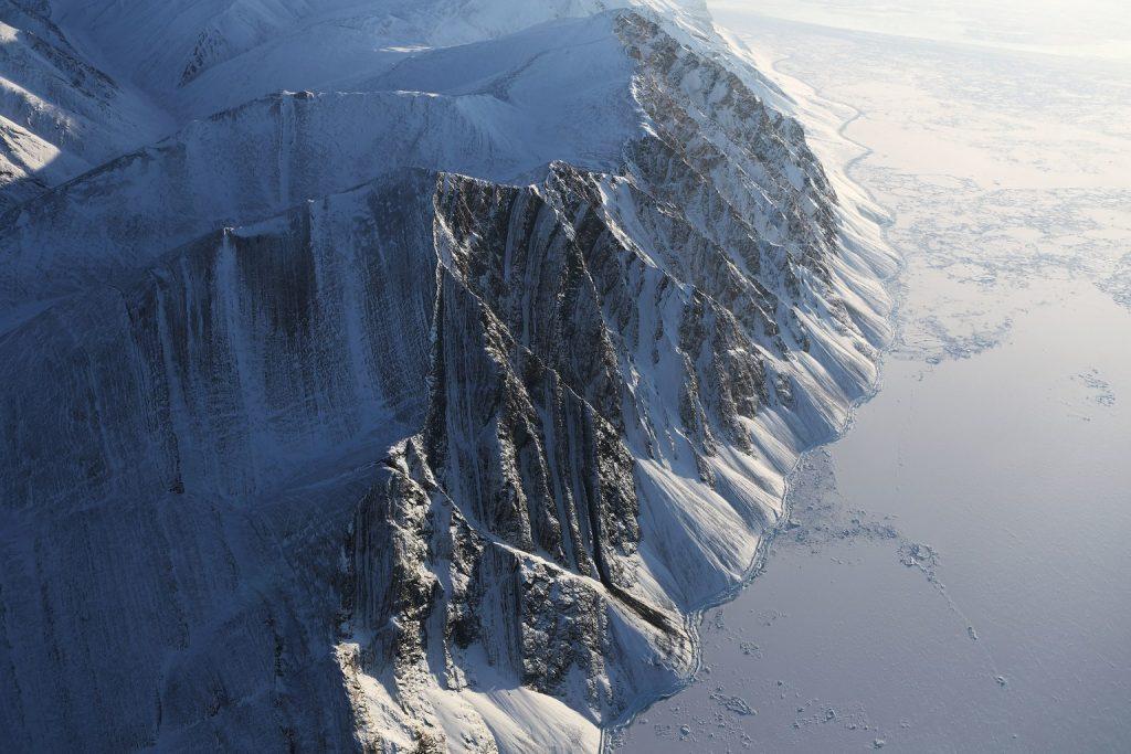 ellesmere island ice field