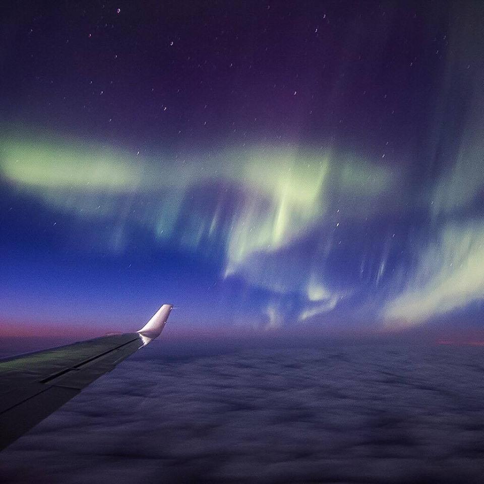 Northwest Territories aurora borealis