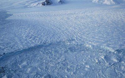 Arctic Warming at Alarming Rate