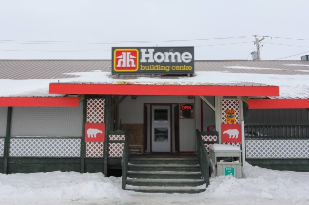 Home hardware churchill Manitoba