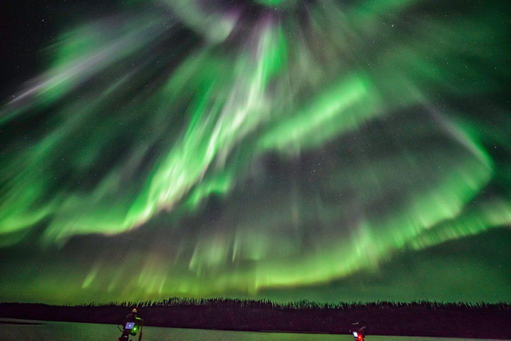 Aurora in NWT