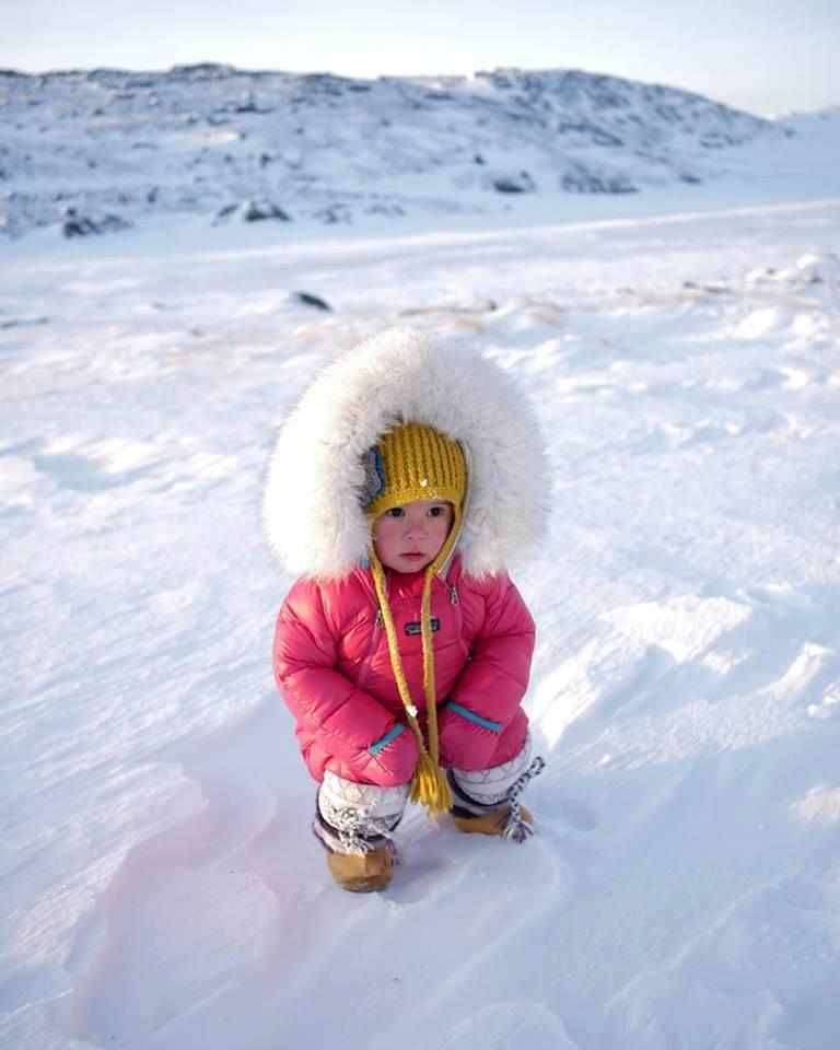 Iqualuit winter