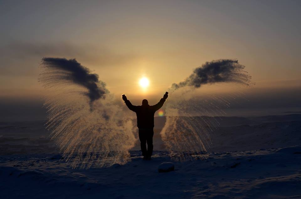 Iqaluit angel