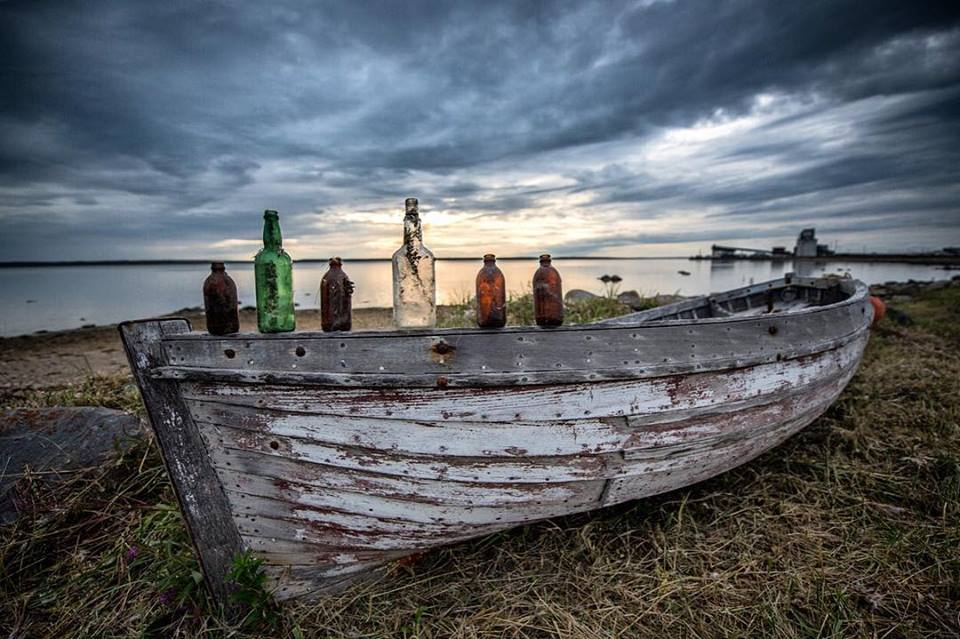 Boat in Churchill