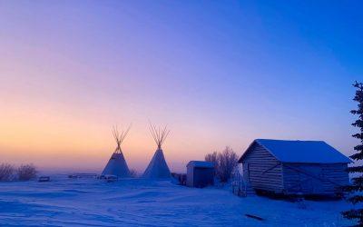 Churchill Weekly Photo – Winter Day