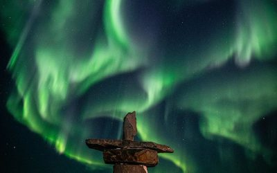 Amazing Northern Lights of Churchill